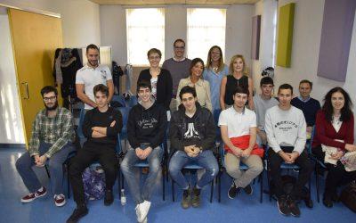 Una treintena de alumnos de FP Dual se adiestran en habilidades de inteligencia emocional