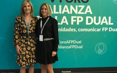 La FER participó en la V edición del Foro Alianza para la FP Dual