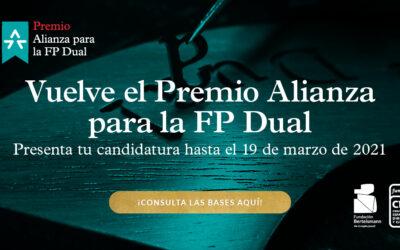 V Premio Alianza para la FP Dual