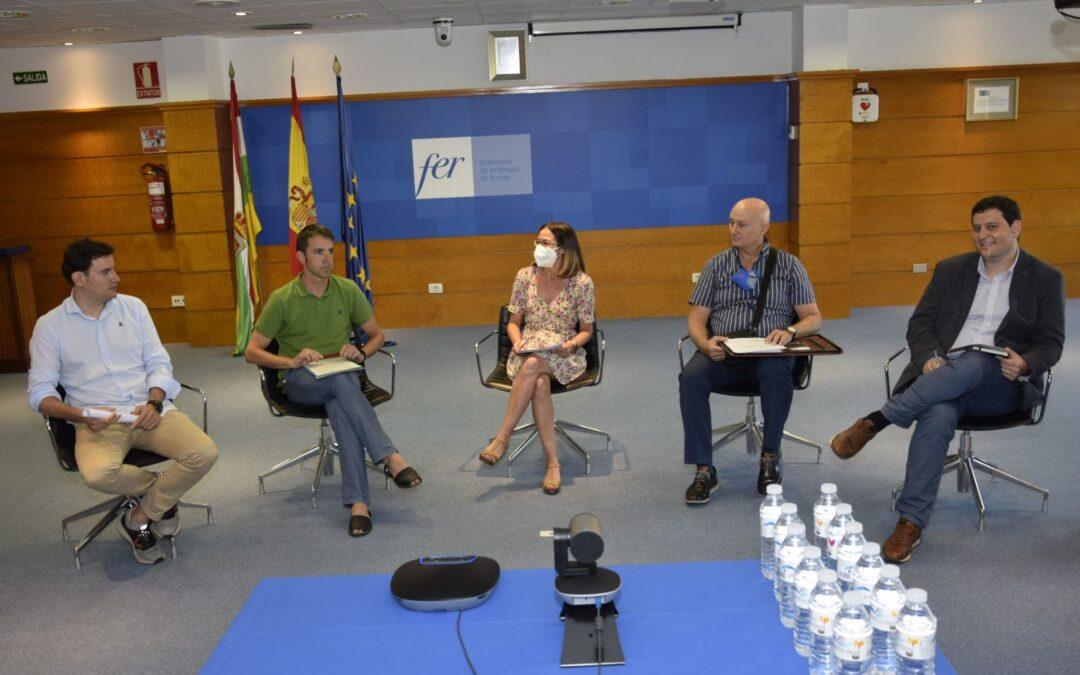 La FER celebra la I sesión del Foro FP de La Rioja con más implicación de la empresa en la formación y evaluación de los alumnos